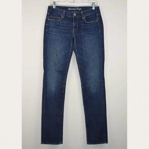 AE Stretch 4 Regular Skinny Jeans W 29.5 x I 31.5